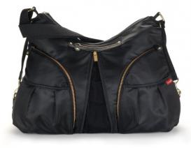 Graceful Skip Hop Versa Diaper Bag in Black Color Available For Online Shopping