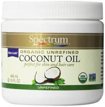 Spectrum Coconut Oil…