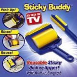 Sticky Buddy Pet Hair Remover Brush