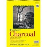 Strathmore Charcoal Paper Pad 32 Sheets
