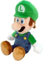 Super Mario Luigi Stuffed Toy