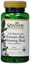Swanson Korean Red G…