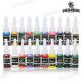 TATTOO INK Primary Color Set
