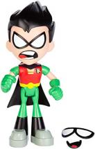 Teen Titans Go Face-swappers Robin Figure