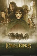 The Lord Of The Rings Movie Poster