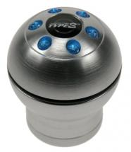 Silver Mood Light Shift Knob For Shopping in Pakistan