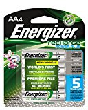 Energizer AA4 Recharge Power Plus