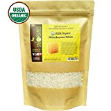 USDA Organic White Beeswax Pellets by Sky O…