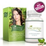 Vagifirm Natural Herbal Vaginal Tightening Pills for Lubrication and Libido