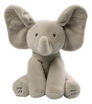 Gund Baby Peek A Boo Elephant Plush Toy