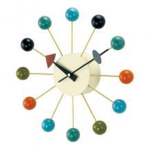 Telechron Atomic Ball Wall Clock(Multi Color)