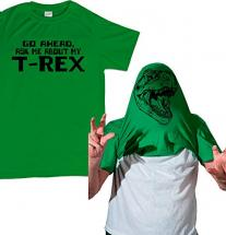 T-Rex T-Shirt shopping in Pakistan