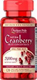 Puritan's Pride One A Day Cranberry -120 Ca…